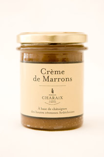 Chestnut puree, 245g
