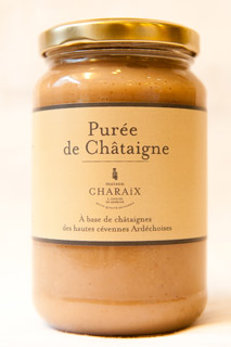 Chestnut puree, 370g